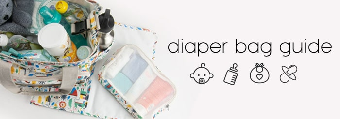 Diaper bag hero banner