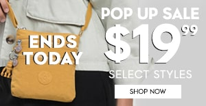 Pop up sale $19.99 select styles