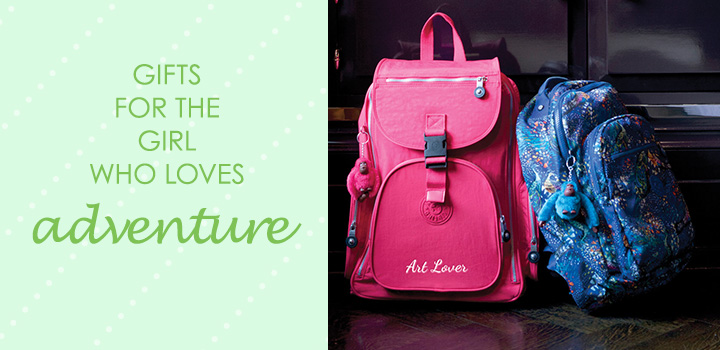 Gifts for the Girl Who Loves Adventure