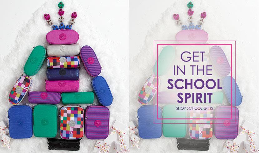 Get in the School Spirit
