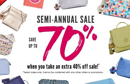 Semi- Annual Sale! Save up to 70% Off