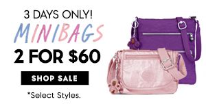 Mini Bag Sale