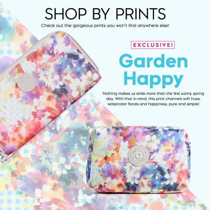 Garden Happy Print