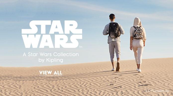 Kipling Star Wars collection