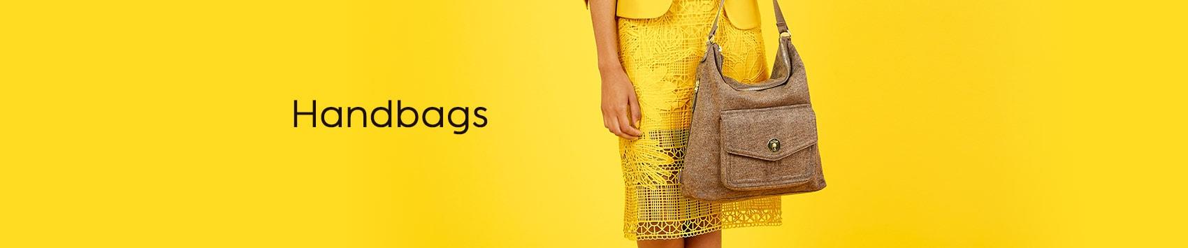 handbags banner