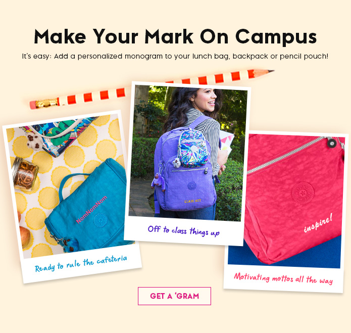 Make Your Mark On Campus
