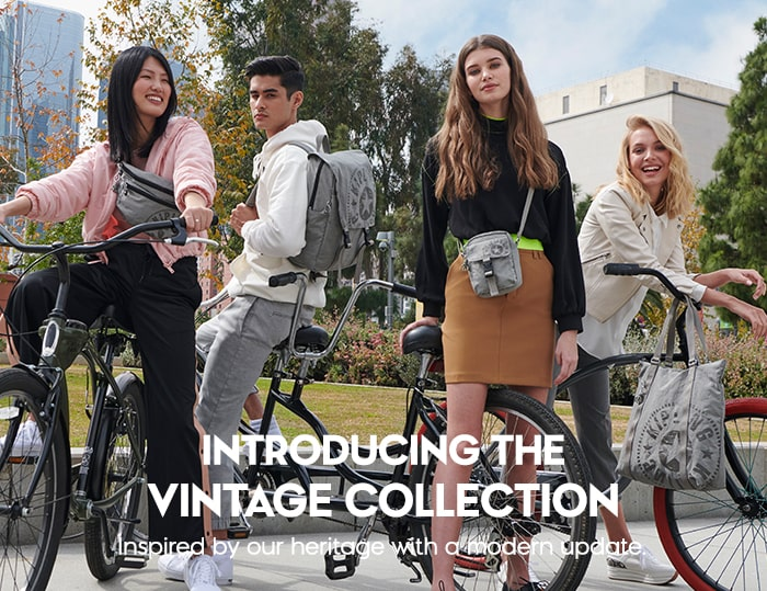 Introducing the vintage collection  inspired by our heritage with a modern update