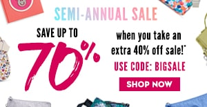 Semi-Annual Sale! Save up to 70% Off