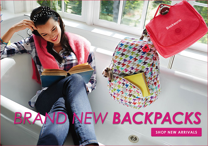 Brand New Backpacks