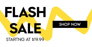 Flash Sale starting at $19.99