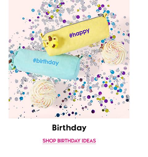 Monogram Birthday