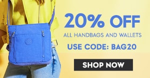 TAKE AN EXTRA 20% handbags and wallets