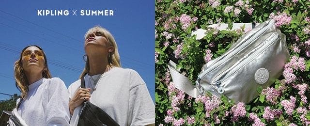 Kipling X Summer