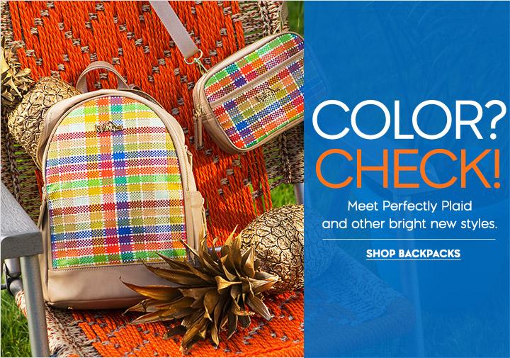 Shop Backpacks Monogram