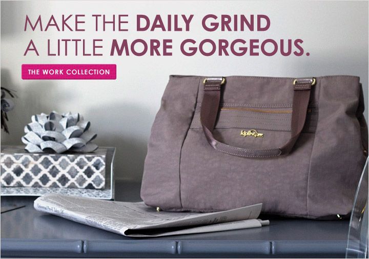 Make the daily grind a little more gorgeous