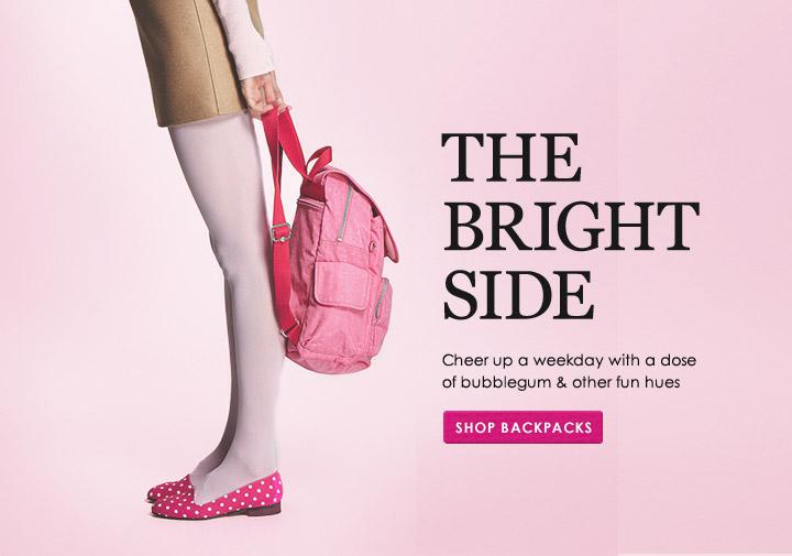 Ravier Pink Backpack