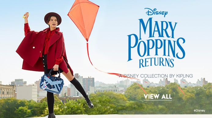 Kipling Mary Poppins collection