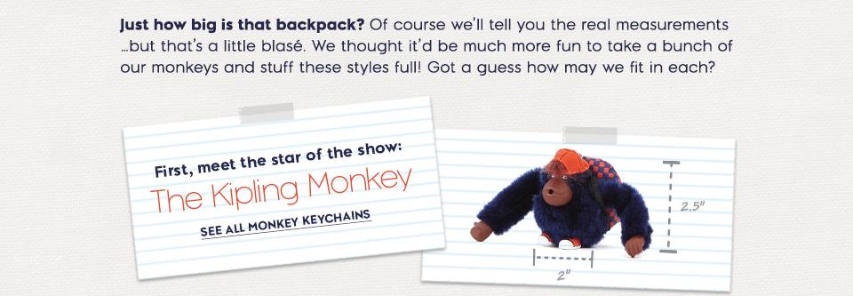 The Kipling Monkey