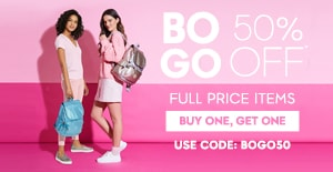 Use code: BOGO50
