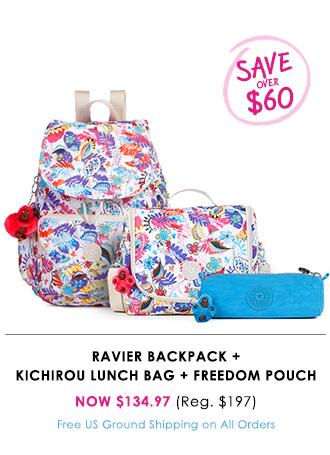 Ravier + Kichirou + Freedom