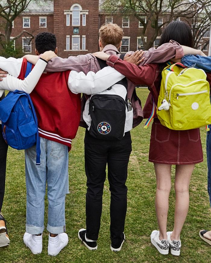 Backpack finder background image