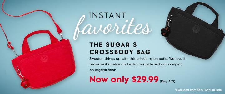 Sugar S Cross Body Bag
