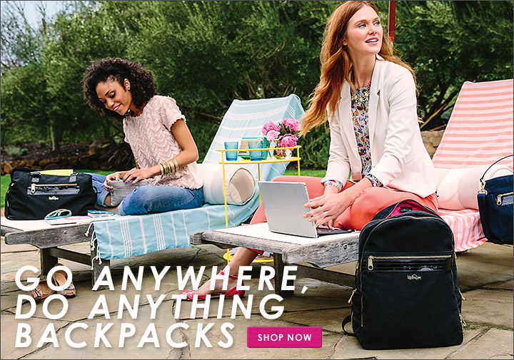 Go Anywhere. Do Anything Backpacks