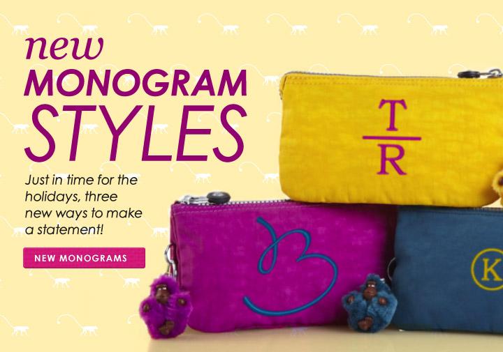 Monogram Accessories
