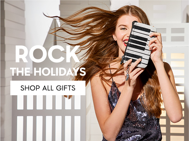 Rock the holidays